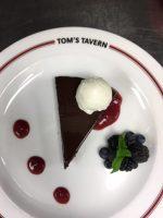 Tom's Tavern French Chocolate Cake