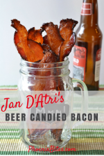 Jan D'Atri's Beer Candied Bacon