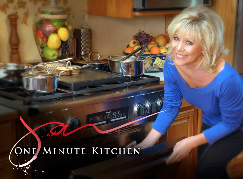 Jan D'Atri One Minute Kitchen