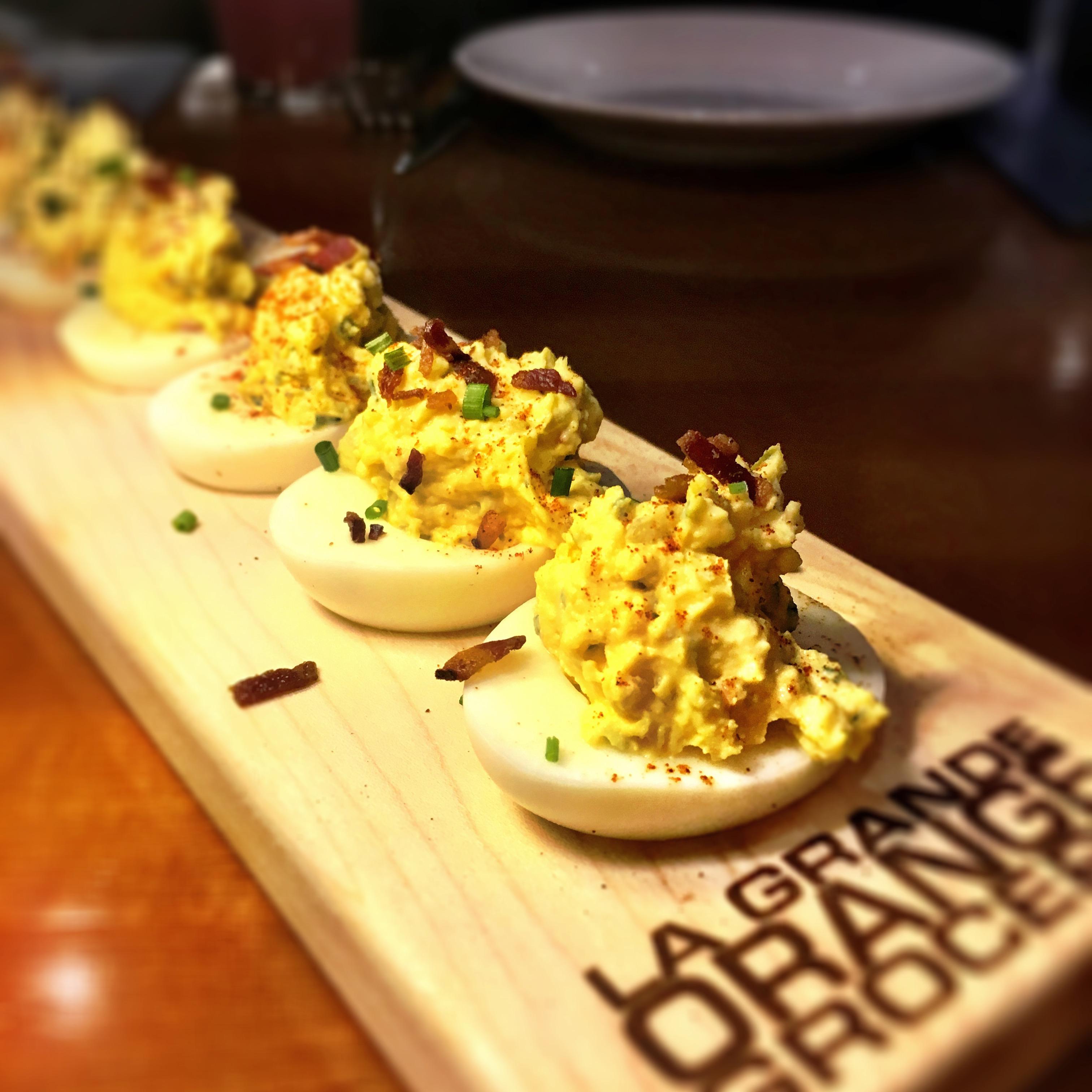 sky harbor dining chelsea s kitchen deviled eggs