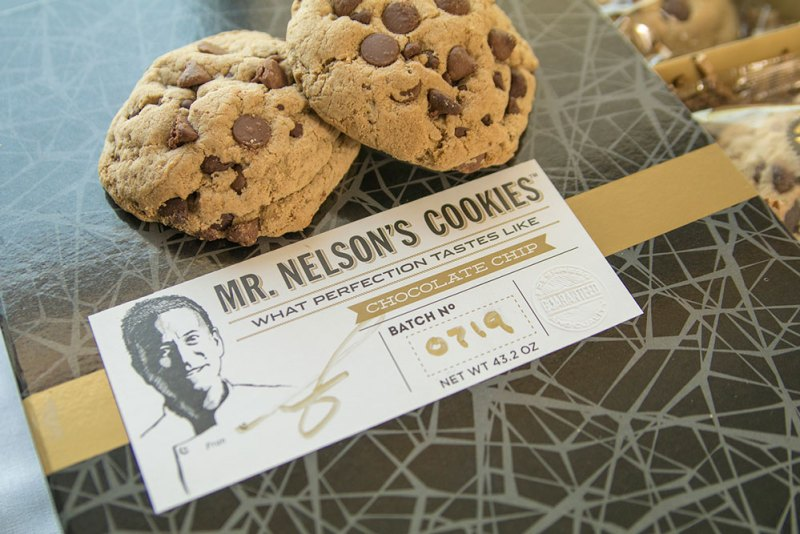 Mr. Nelson's Cookies