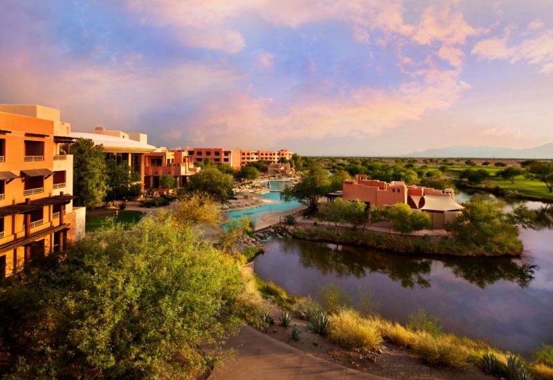 Sheraton Grand at Wild Horse Pass Receives Forbes Honors