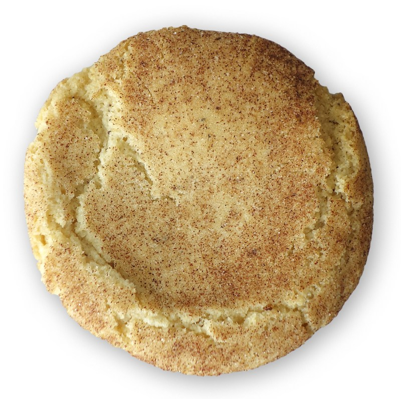 New Sprinkles Cookies: snickerdoodle