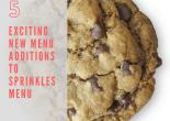 Sprinkles Announces Big Menu Changes- Sprinkles Cookies