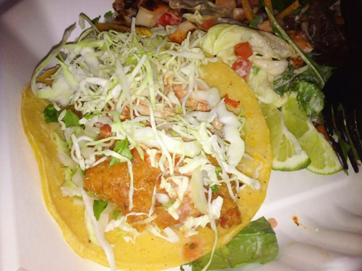 Fish Taco Especial