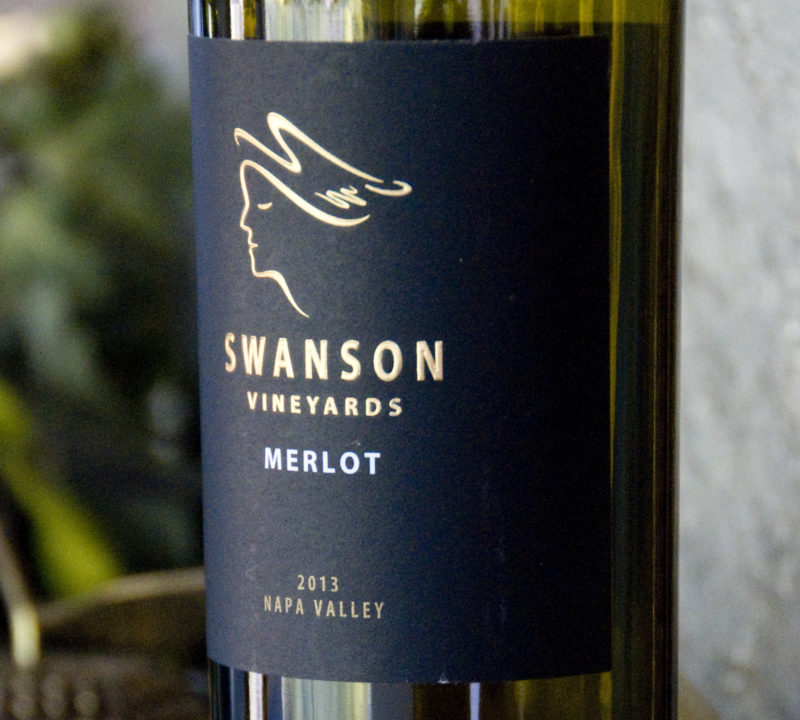 Swanson 2013 Merlot