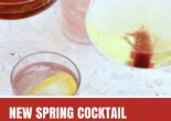 New Spring Cocktail Menu at The House Brasserie