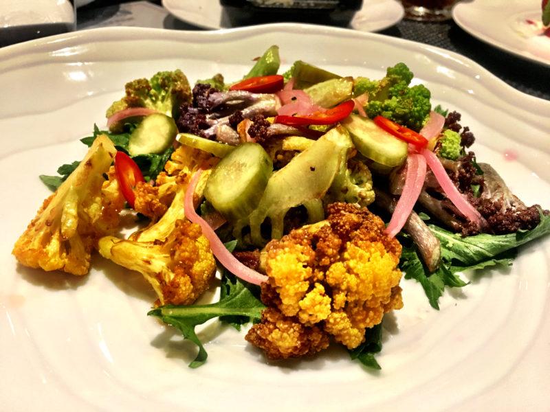 The Lincoln Restaurant Fried Cauliflower