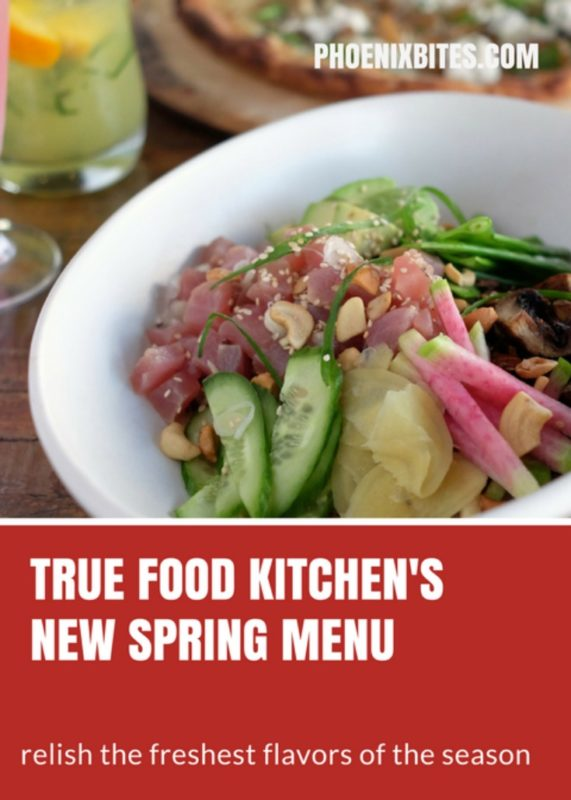 True Food Kitchen's New Spring Menu