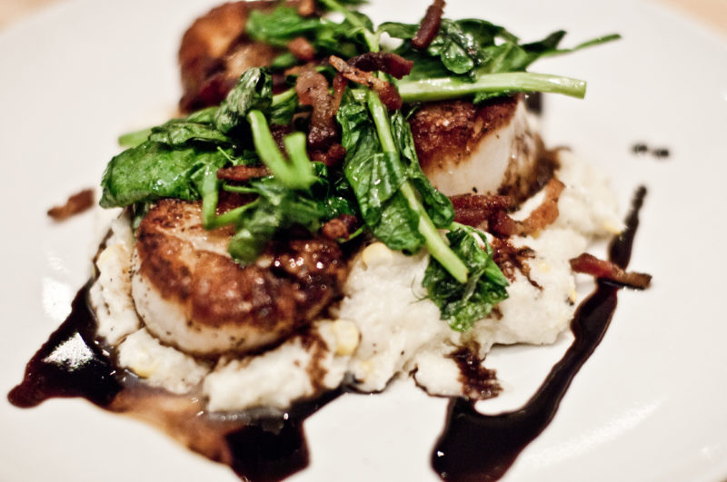 Citizen Public House Scallops
