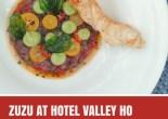 Russel LaCasce debuts new menu at ZuZu