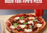 Blaze Pizza opening 6th Arizona location