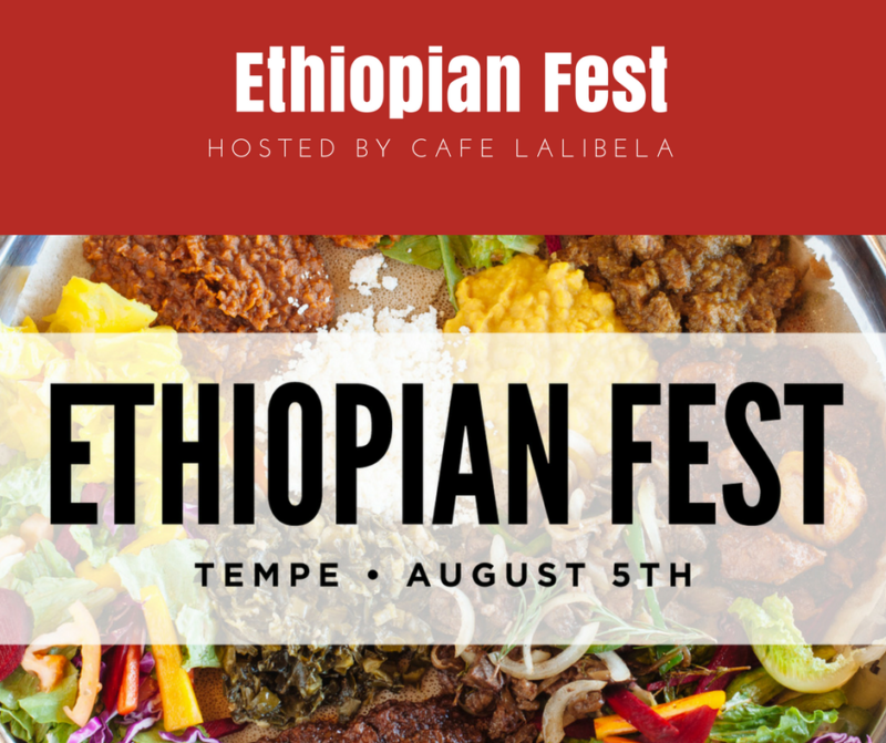 Cafe Lalibela Hosts Ethiopian Fest