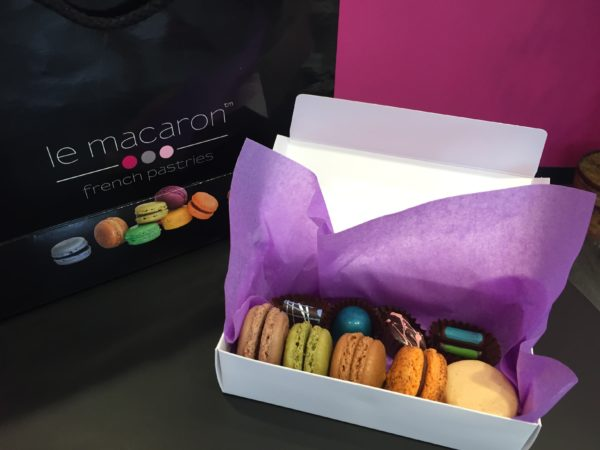 Fathers Day at Le Macaron