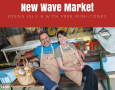 New Wave Market Opening July 8th