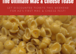 The Ultimate Mac & Cheese Tease tickets (1)