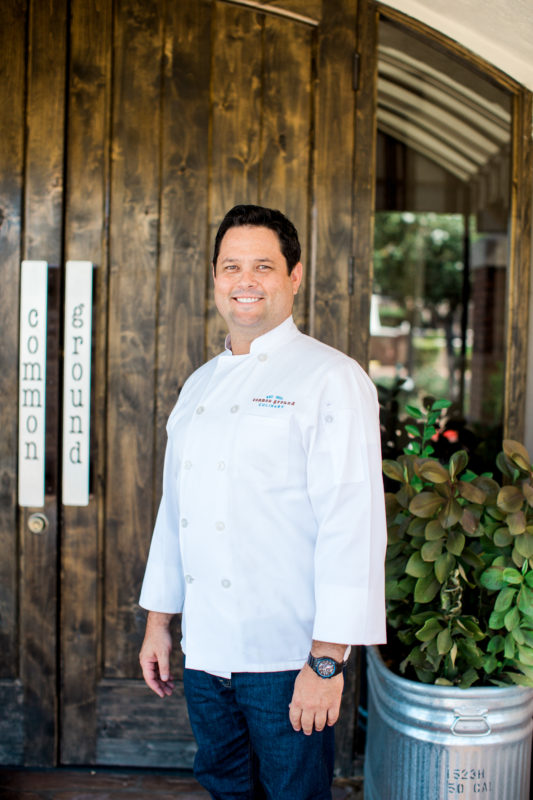 Twisted Grove Parlor + Bar's Chef Christopher Collins
