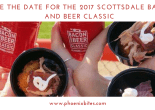 Save the Date for the 2017 Scottsdale Bacon and Beer Classic