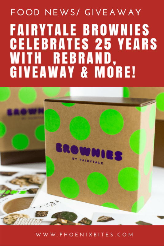 Fairytale Brownies Celebrates 25 years with rebrand and giveaway! (2)