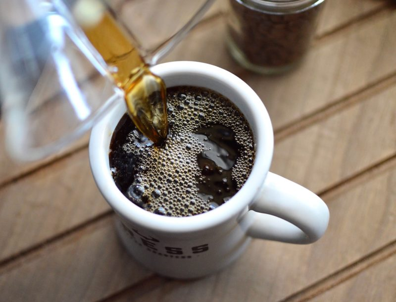 National Coffee Day at Press Coffee Roasters