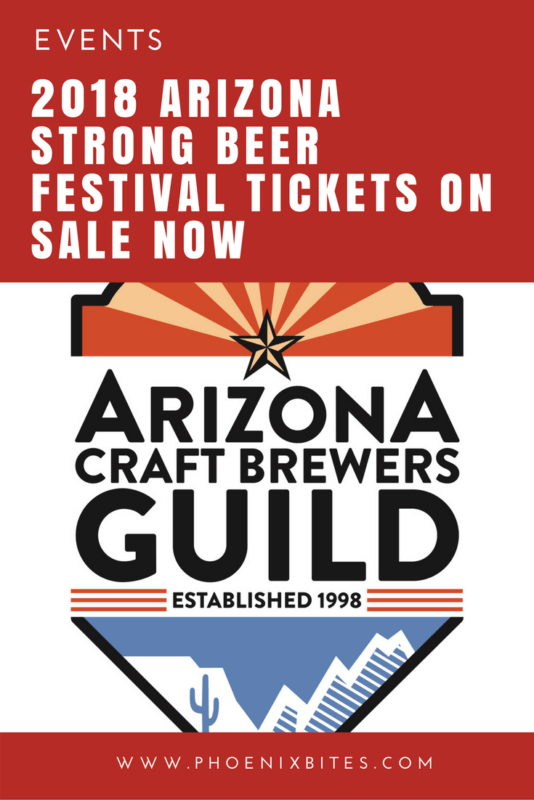 2018 Arizona Strong Beer Festival Tickets On Sale Now