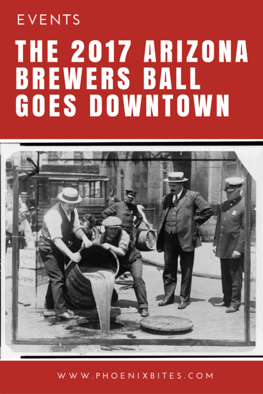 The 2017 Arizona Brewers Ball Goes Downtown (1)