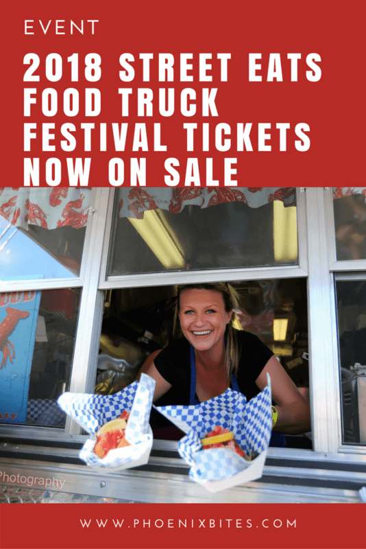 2018 Street Eats Food Truck Festival Tickets Now On Sale