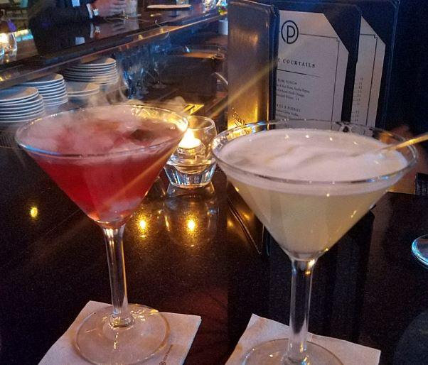 Ocean Prime's Happy Hour Cocktails