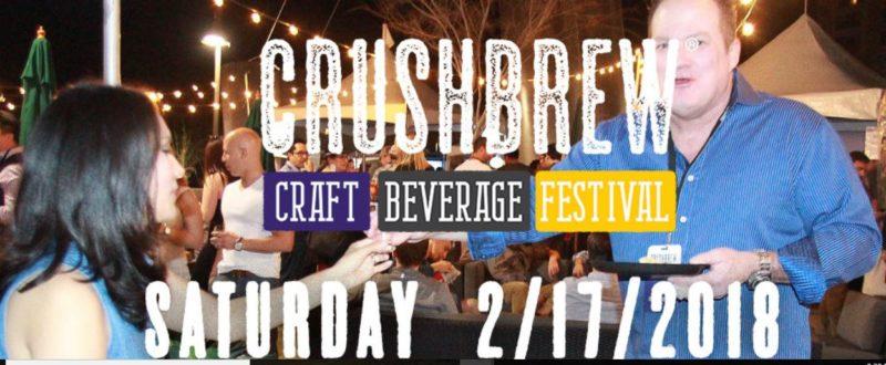 2018 crushbrew festival