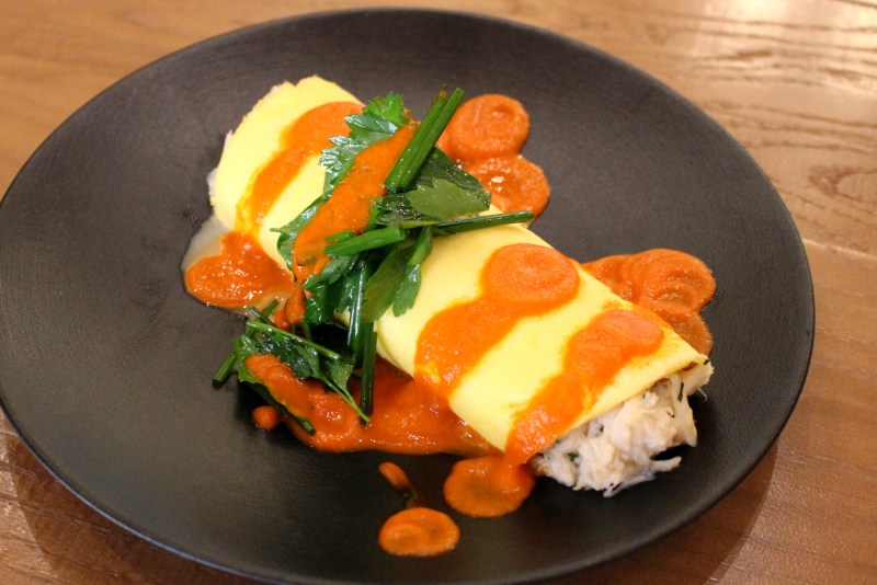 Mowry-Crab Omelet