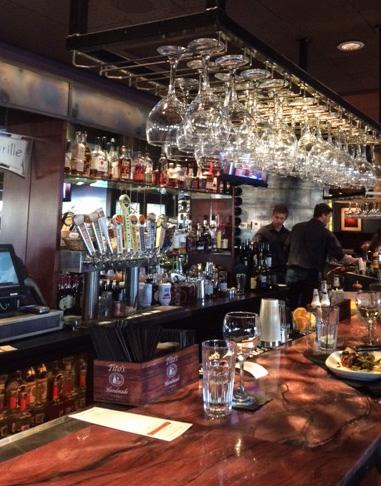 Phoenix City Grille Bar
