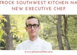 SaltRock Names New Executive Chef
