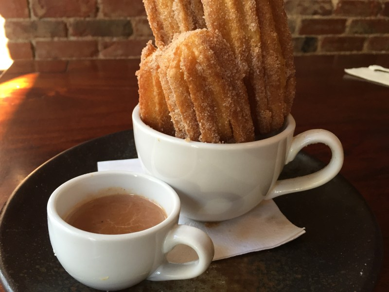 Tacos Tequila Whiskey Churros