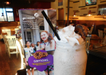 The Haymaker's Mommy's Spiked Samoa Milkshake