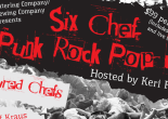 6 chef punk rock pop up