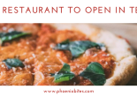 TRES Restaurant to Open in Tempe