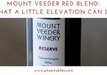 Mount Veeder Red Blend