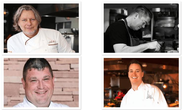 2018 Flavors of Phoenix Chefs