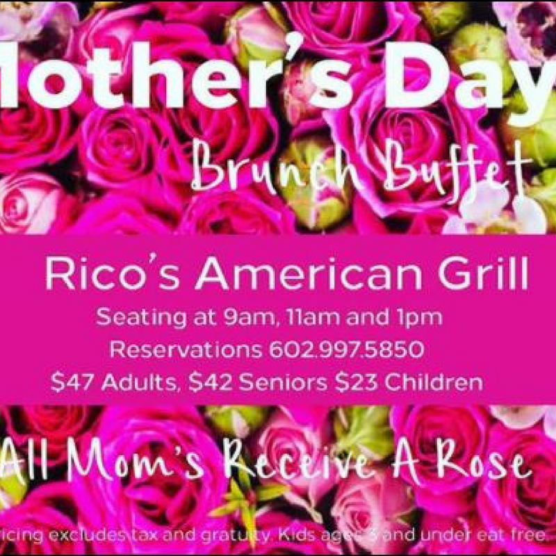 2018 Mothers Day at Ricos