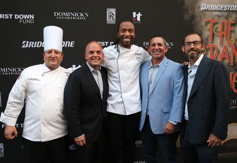 2018 Fitz's Supper Club at Dominick's Steakhouse