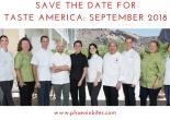 Save the Date for Taste America_ September 2018