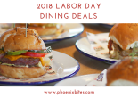 2018 Labor Day Dining Deals