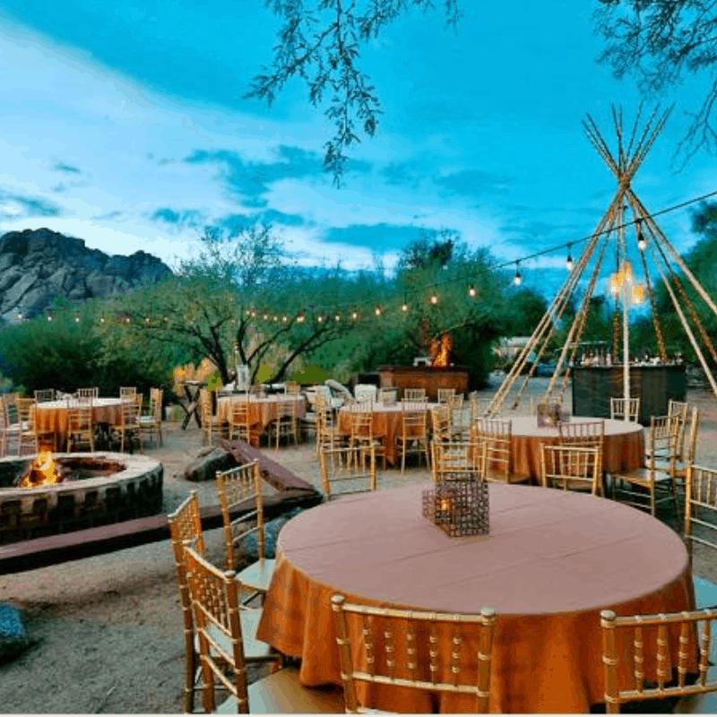 120218 Christmas Dinner at Boulders Resort & Spa