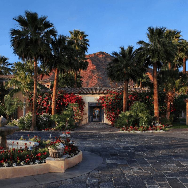 120218 Christmas Dinner at Royal Palm Resort & Spa