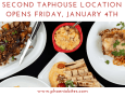 010319 Second TapHouse Location Opens Friday, January 4th