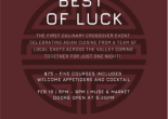 011219 Best of Luck Pop Up Dinner