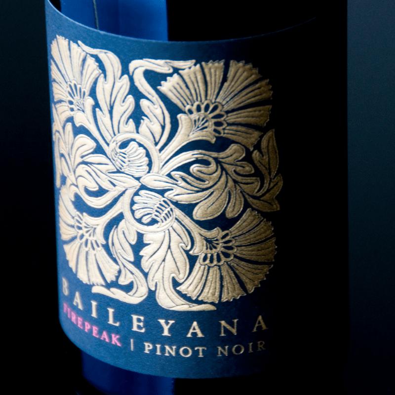 Baileyana Firepeak Pinot Noir
