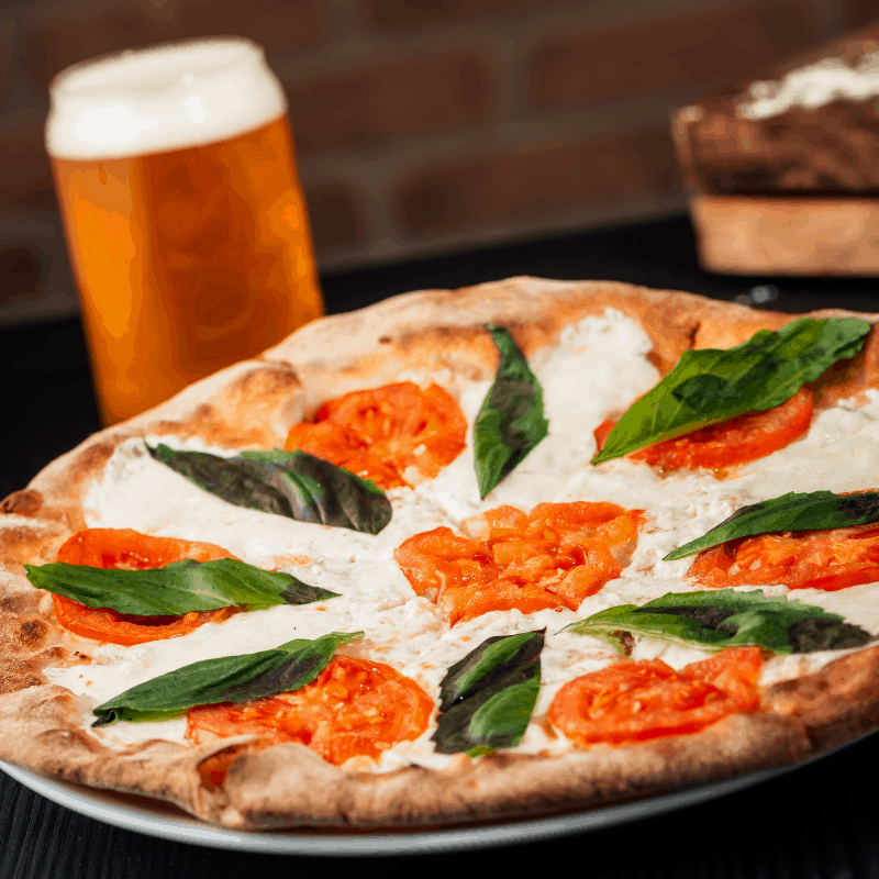 TapHouse Kitchen Pizza Margherita