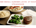Summer Lovin' at Mastro's Steakhouse