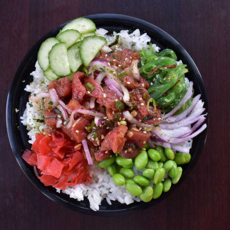 Ahipoki intrdouces Ahimi bowl
